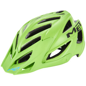 MET Terra Bike Helmet green